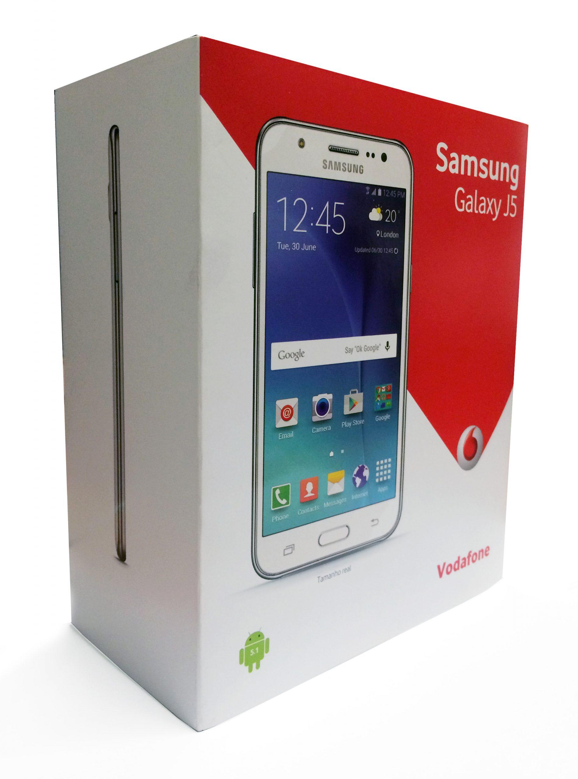 Packaging-Vodafone